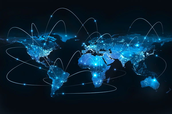 internet global connectivity