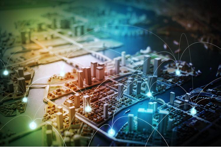 internet city